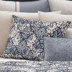 Vera Wang Botanical Throw Pillow