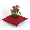 Fiorina Plastic Pot Planter - Color: Bordeaux / Gray - Greenbo Home and Garden Planters