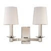 Hudson Valley Lighting Spencer 2 Light Wall Sconce