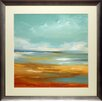 North American Art 'New Day' by Cat Tesla Framed Painting Print