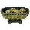 OK Lighting Decorative Fruit Bowl