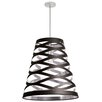Radionic Hi Tech Cutouts 1 Light Pendant