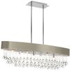 Radionic Hi Tech Tamara 8 Light Chandelier