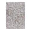 Kayoom Handgefertigter Teppich Flash 500 in Schwarz / Weiß
