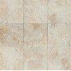"Bedrosians Rok 13"" x 13"" Porcelain Field Tile in Calcare"