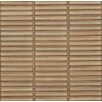 "Bedrosians Shizen 0.5"" x 4"" Porcelain Mosaic Tile in Ravine"