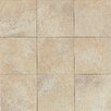 "Bedrosians Rok 13"" x 13"" Porcelain Field Tile in Almond"