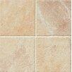 "Bedrosians Rok 6.5"" x 6.5"" Porcelain Field Tile in Almond"