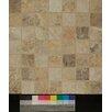 """Bedrosians Forge 2"""" x 2"""" Porcelain Mosaic Tile in Mix Colors"""