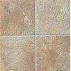 """Bedrosians Rok 6.5"""" x 6.5"""" Porcelain Field Tile in Ardesia"""
