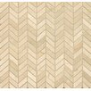 """Bedrosians 12"""" x 12"""" Marble Mosaic Tile in Crema Marfil"""