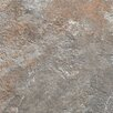 "Bedrosians Rok 20"" x 20"" Porcelain Field Tile in Antracite"