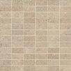 "Bedrosians Tribeca 1"" x 2"" Porcelain Mosaic Tile in Hudson"