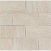 """Bedrosians Purestone 12"""" x 24"""" Porcelain Field Tile in Grigio"""