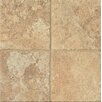 "Bedrosians Forge 6.5"" x 6.5"" Porcelain Field Tile in Gold"