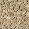 Bedrosians Hemisphere Random Sized Stone Pebble Tile in Balboa