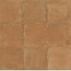 "Bedrosians Cotto Nature 14"" x 14"" Porcelain Field Tile in Siena"