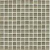 "Bedrosians Manhattan 0.94"" x 0.94"" Glass Mosaic Tile in Mint"