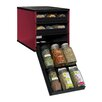 YouCopia Original 18 Bottle Limited Edition Metallic Spice Rack