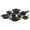 Fundix 15-Piece Cookware Set