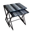 Gallerie Decor Soho 2 Piece Nesting Tables