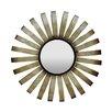 Gallerie Decor Starburst Wall Mirror