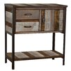 Gallerie Decor Soho 2 Drawer Chest