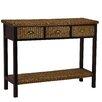Gallerie Decor Bali Breeze Console table
