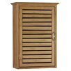 "Gallerie Decor Spa 14.5"" x 21"" Wall Mounted Cabinet"