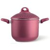 Pensofal Uniqum Rubino 5-qt. Stock Pot with Lid