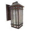 Garden Zone Chedworth 1 Light Outdoor Sconce
