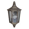 Garden Zone Cricklade 1 Light Outdoor Wall Lantern