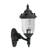 Garden Zone Elkstone 1 Light Outdoor Sconce