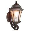 Garden Zone Gloucester 1 Light Outdoor Sconce