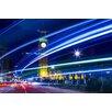Innova Hartglas Speed Lights, Grafikdruck