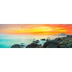 Innova Rocky Shores Photographic Tempered Glass Art