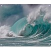 Innova Big Surf Tempered Glass Photographic Print