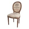 Derry's Hessian Upholstered Dining Chair