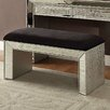 Derry's Sofia Upholstered Bedroom Bench