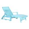 CR Plastic Products St. Tropez Chaise Lounge
