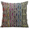 Kathy Ireland Home Gallery Rainbow Cotton Throw Pillow