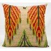 Kathy Ireland Home Gallery Escapade Throw Pillow