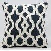 Kathy Ireland Home Gallery Always Cotton Throw Pillow
