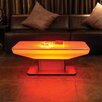 Contempo Lights Inc LuminArt Lumina Coffee Table