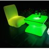Contempo Lights Inc Rechargeable LED Belem Table