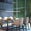 Contempo Lights Inc Lattice Pendant Lamp