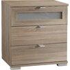 Wimex Nachttisch Box mit 3 Schubladen