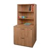Regency Sandia 2-Drawer Lateral File with Hutch