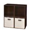 "Regency Niche 26"" Cube Unit Bookcase"