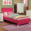 Sandberg Furniture Dulce Twin Platform Bed